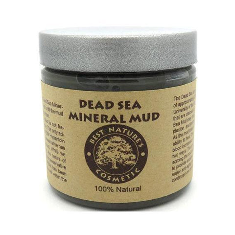 Dead Sea Mineral Mud-Beauty-Health Organic LLC