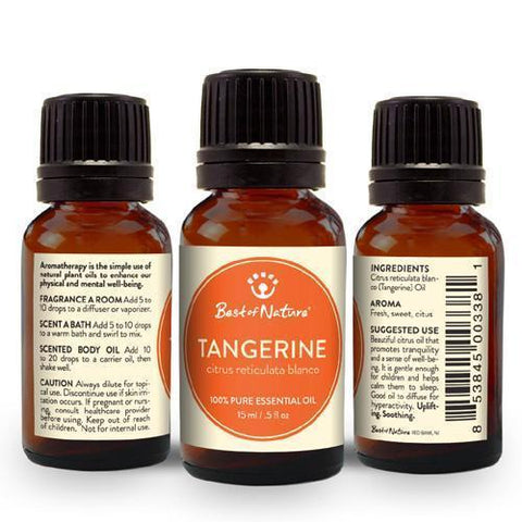 Tangerine Essential Oil-Essential Oil-healthorganicstore.com