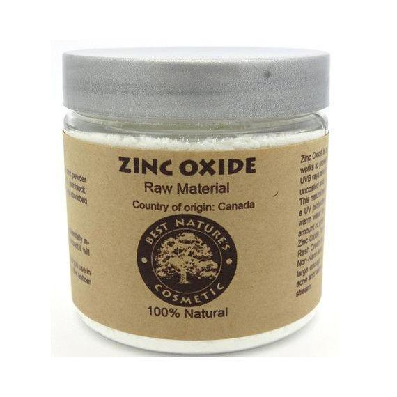 Zinc Oxide USP Non-Nano Reduce Acne and Rashes-Beauty-healthorganicstore.com