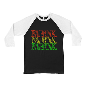 'Fab Ink Roots' Long Sleeve Vintage Shirt