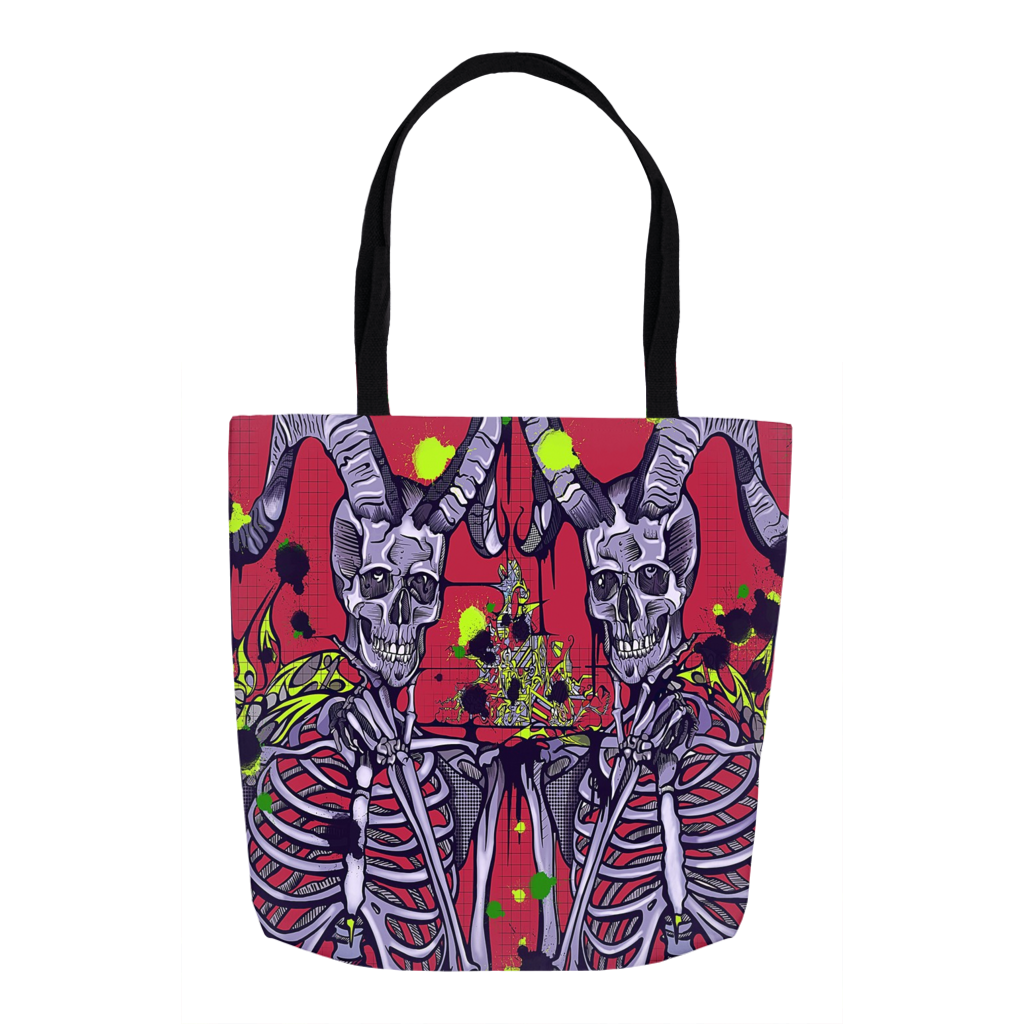 'Double Buck!' Tote Bag