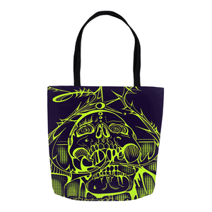 'On a Pike' Tote Bag