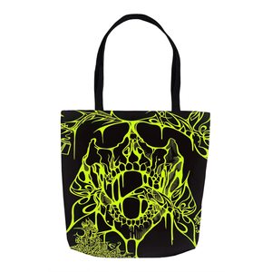 'Vapors' Tote Bag Greeneon