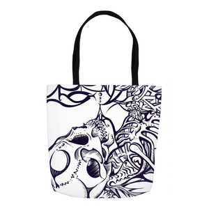 'Dead Tired' Tote Bag