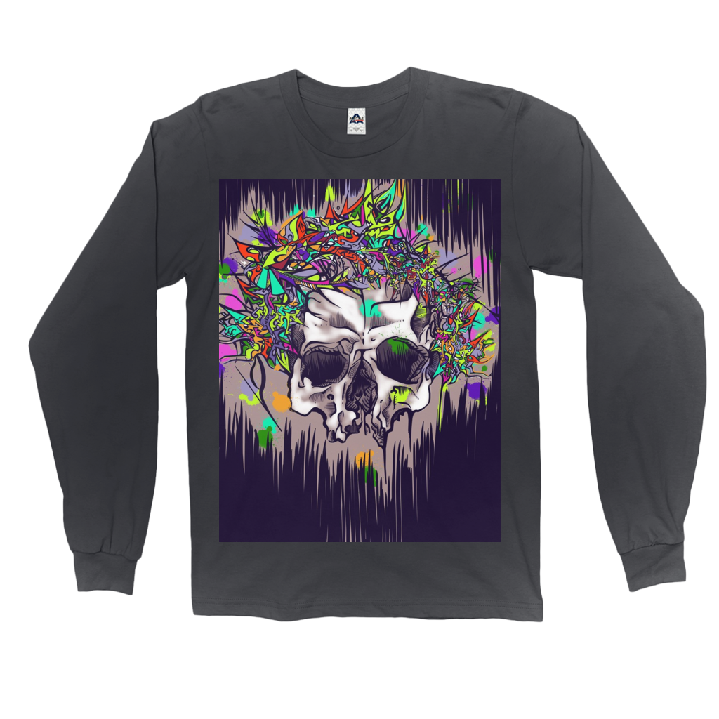 'Crowned' Long Sleeve Shirts