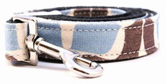 Organic Fabric Leash in Avalon