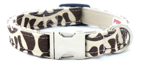 Organic Fabric Collar in Lulu