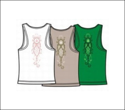 Ladies' Ironman Racerback Tank