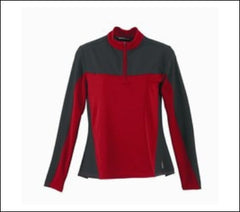 Ladies' Hybrid Performance Knit Top
