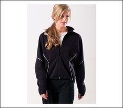 Ladies' Reflective Athletic Jacket