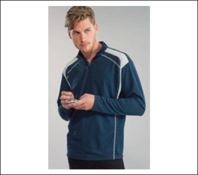 Men's Evo United Performance Long Sleeve Shirt