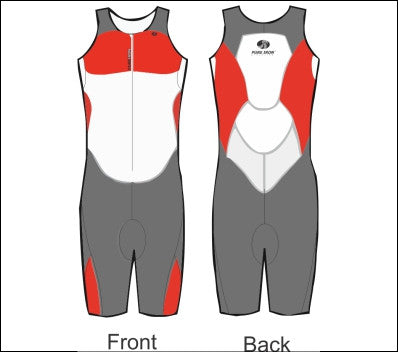 Ladies' Pure Iron Tri Suit