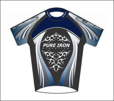Men's Tattoo Cycling Jersey