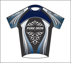 Ladies' Tattoo Cycling Jersey