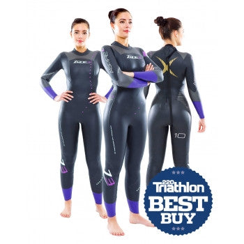 Zone 3 - Women's Aspire Triathlon Wetsuit
