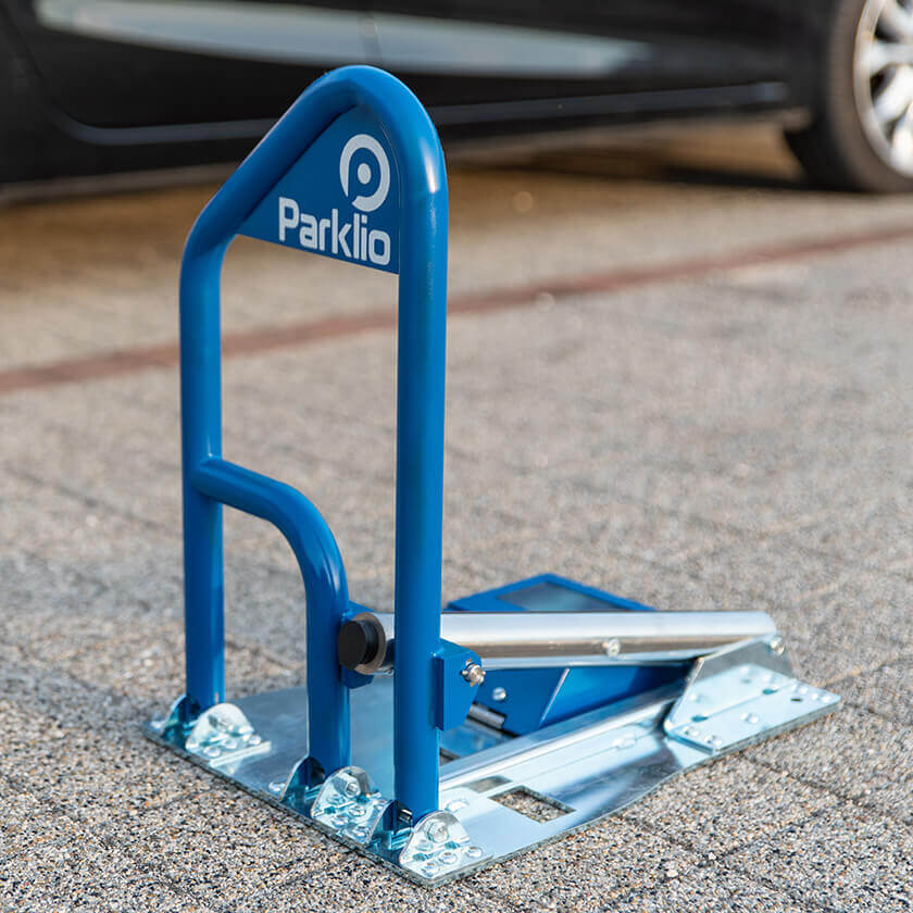 Parklio automatic smart parking barrier