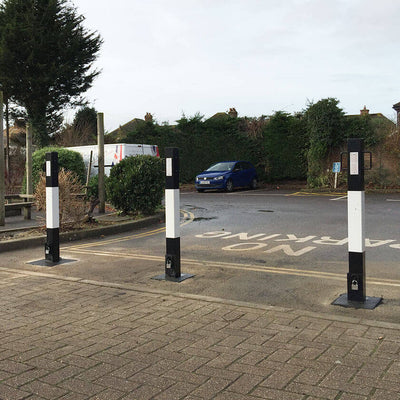 140-P Removable bollards