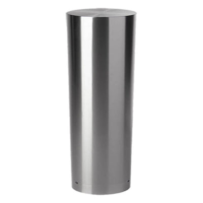 254mm Dome top stainless steel bollard