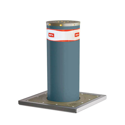 BFT 275mm x 600mm steel fixed bollard