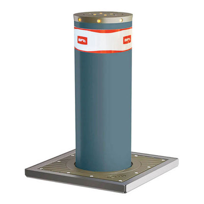 BFT 275mm x 800mm steel fixed bollard