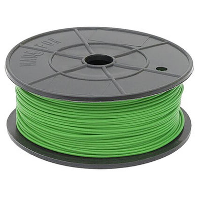 0.75mm 14 AMP 12V single core cable in Green
