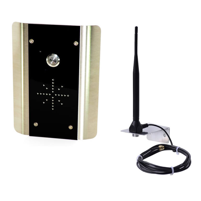 GSM-5AB - Architectural GSM Intercom