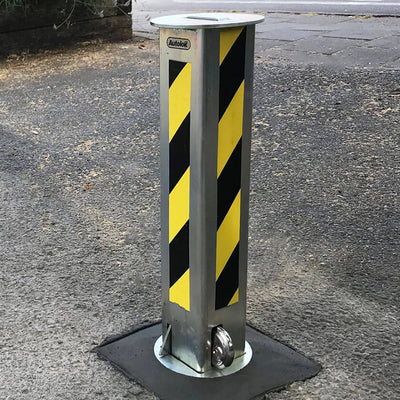 KT-100 Telescopic security post