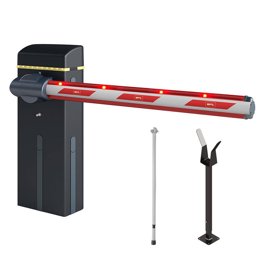 BFT - Michelangelo 8.0 Mtr automatic barrier kit