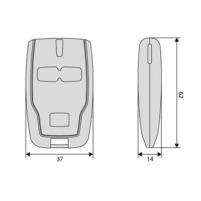 remote control specification