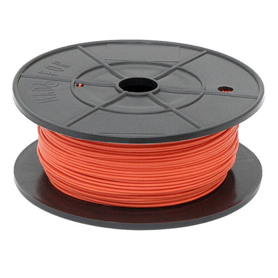 0.75mm 14 AMP 12V single core cable in Orange