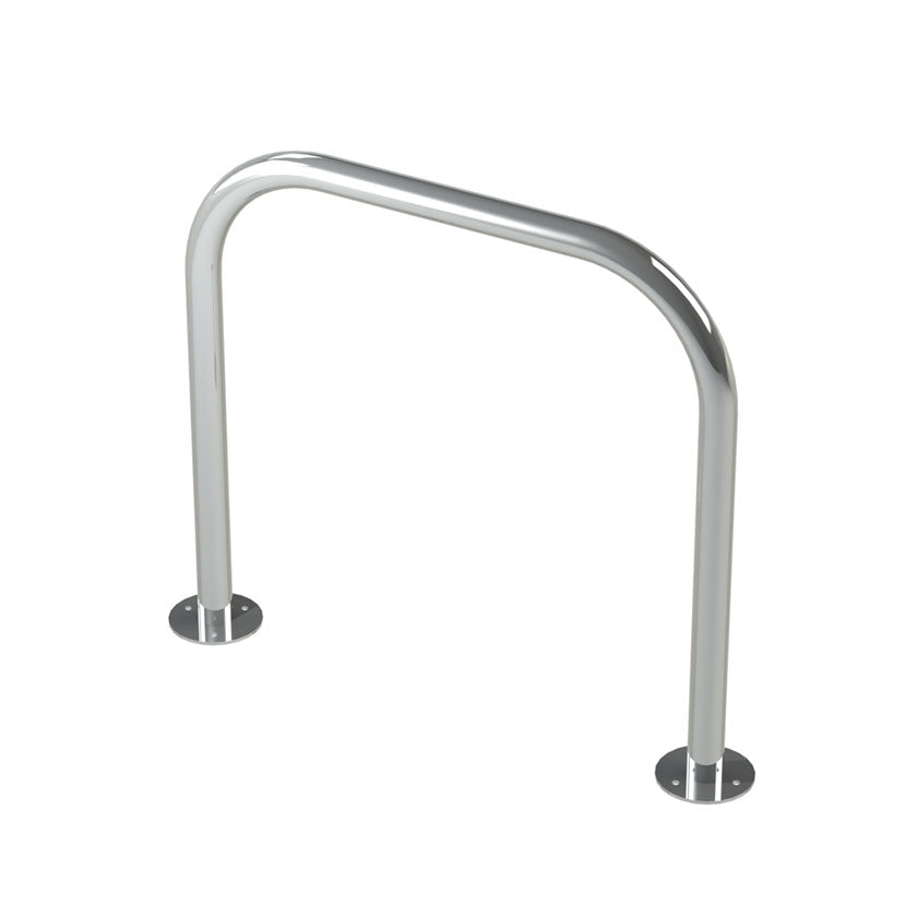 48mm stainless steel fixed hoop barrier