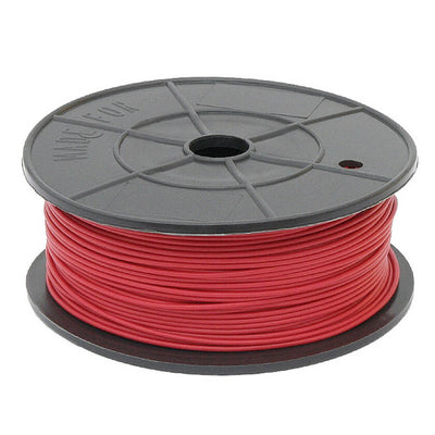 0.75mm 14 AMP 12V single core cable in Red
