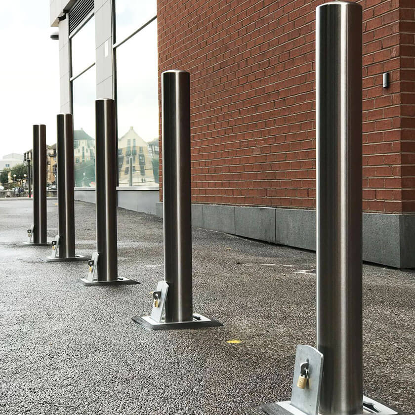 RLO-S90 Removable Bollard