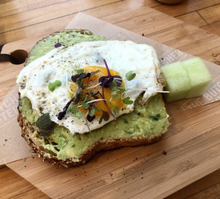 Load image into Gallery viewer, SMASHED AVOCADO TOAST