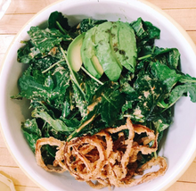 Load image into Gallery viewer, SPICY KALE CEASER SALAD