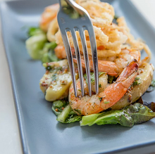 Load image into Gallery viewer, CHILLED SEAFOOD SALAD