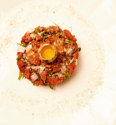 KOI-NEAU Steak Tartare