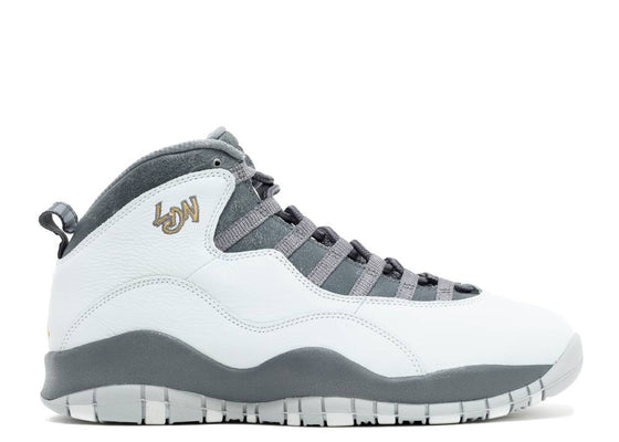 "Air Jordan 10""City Pack"" London"