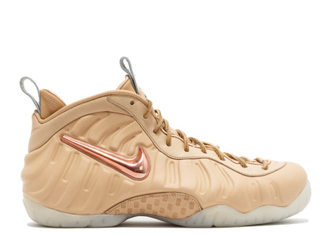 NIKE AIR FOAMPOSITE PRO ALL STAR / VACHETTA TAN