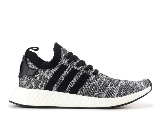 Adidas NMD R2 Black / White