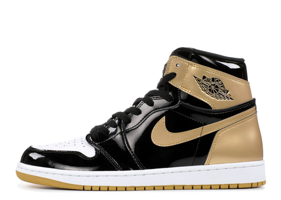 Air Jordan 1 High NRG Gold Toe Top 3 Complex Con