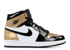 Air Jordan 1 High NRG Gold Toe