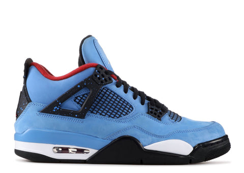 "Air Jordan 4 x Travis Scott ""Cactus Jack"""