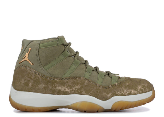 Air Jordan 11 Neutral Olive WMNS - Sole Seriouss
