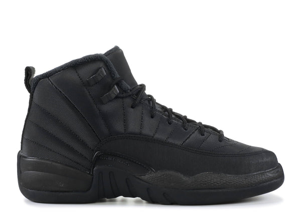 Air Jordan 12 Winterized Black (GS)