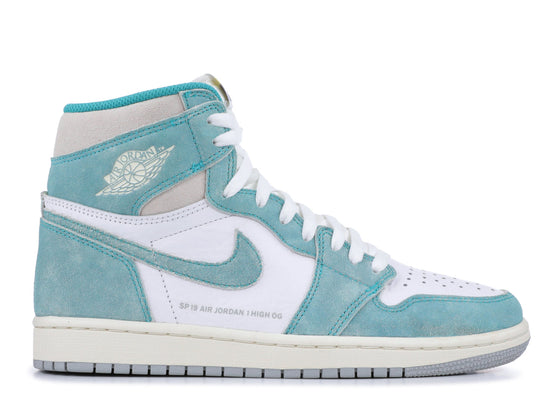 Air Jordan 1 High Turbo Green - Sole Seriouss
