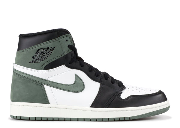 Air Jordan 1 High Clay Green