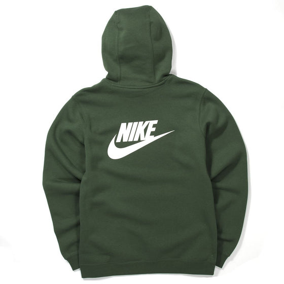 Nike x Stranger Things Hawkins High School Hoodie Green