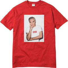 Supreme Morrissey Tee Red
