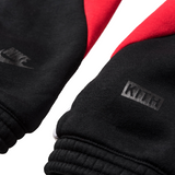 Kith x Nike Tearaway Pant Black / Red